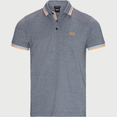 Paddy Polo T-shirt Regular | Paddy Polo T-shirt | Blå
